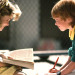 two kids studying together 0367 thumbnail