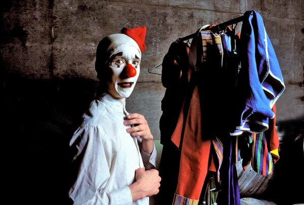 clowndressing