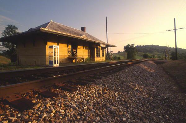 train station in nameless TN
